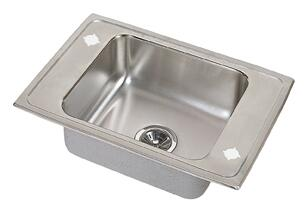 Elkay DRKADQ2220600 Lustertone Single Bowl Classroom Sink