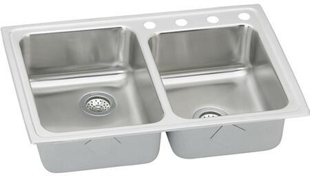 Elkay LRADQ25065S2  Sink