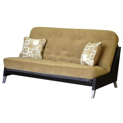 Big Tree Furniture Z76300SSF107 Transitional Futon