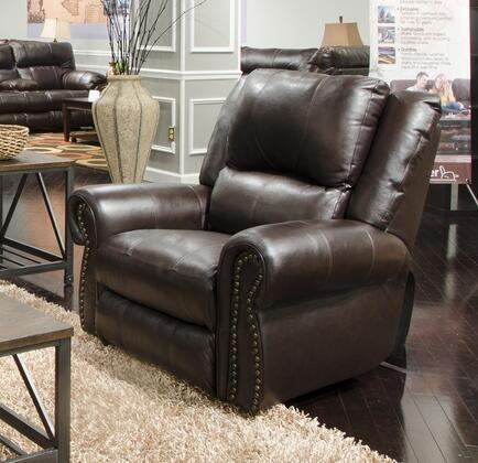Catnapper 642207128309308309 Messina Series Leather Metal Frame  Recliners