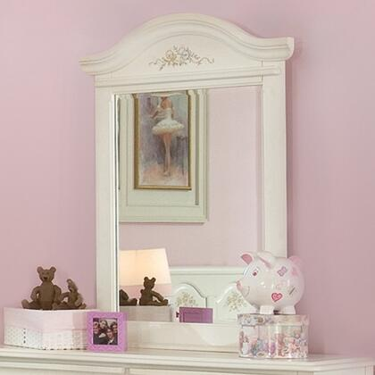 American Woodcrafters 67100030  Arched Portrait Dresser Mirror