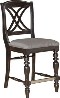 Broyhill 4026592 Mirren Pointe Series Residential Fabric Upholstered Bar Stool