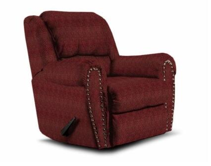 Lane Furniture 21495S481240 Summerlin Series Transitional Wood Frame  Recliners