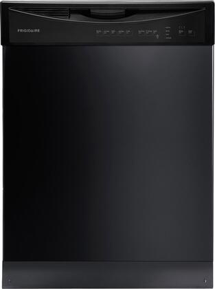 "Frigidaire FFBD2411NB 24"" Built In Full Console Dishwasher"