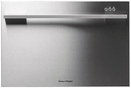 Fisher Paykel DD24SDFX6V2 DishDrawer Series Drawers Semi-Integrated Dishwasher with in Stainless Steel