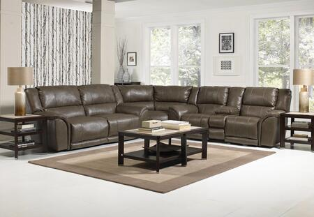 Catnapper 6415189122328302328 Carmine Sectional Sofas