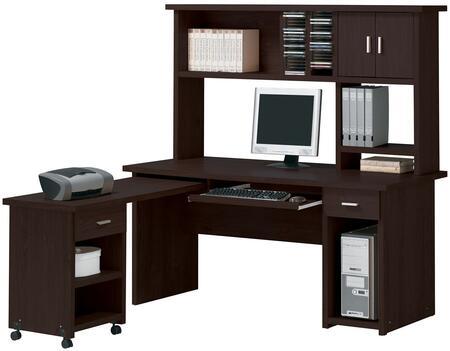Acme Furniture 04692SET Linda Office Desks