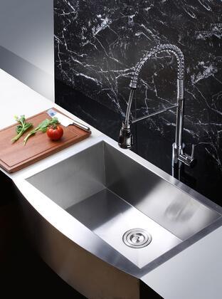 Ruvati RVH9100N Kitchen Sink
