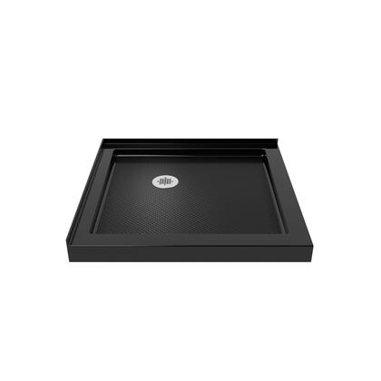 DOUBLE THRESHOLD BASE Black Finish