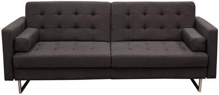 Diamond Sofa OPUSSOCH Opus Series Convertible Fabric Sofa