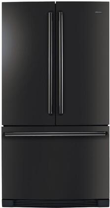 Electrolux EI28BS51IB  French Door Refrigerator with 27.8 cu. ft. Capacity in Black