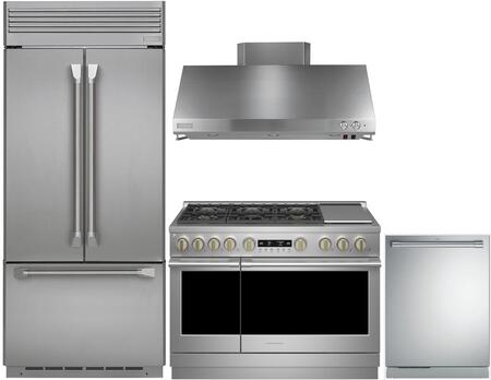 Attractive GE Monogram 709618 Kitchen Appliance Packages Zoom In. GE Monogram 1 ...