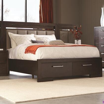 Coaster 204460Q Berkshire Series  Queen Size Storage Bed
