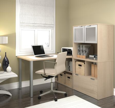 Bestar Furniture 150874 i3 by Bestar L-Shaped desk