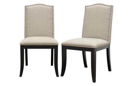 Wholesale Interiors Y992C250 Baudette Series  Dining Room Chair
