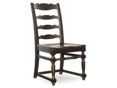 Dining Room Treviso Ladderback Side Chair Image 1
