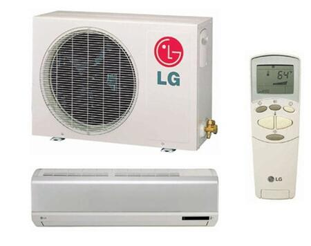 LG LS093HE Mini Split Air Conditioner Cooling Area,