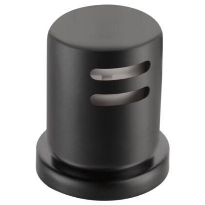 72020-BL Delta: Kitchen Air Gap in Matte Black