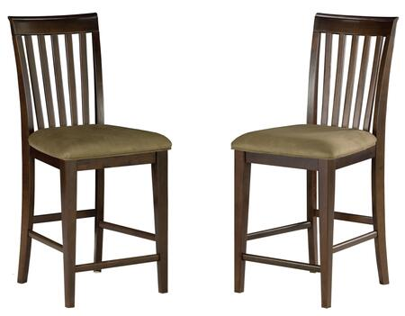 Atlantic Furniture MISSIONPCCCAW Mission Series  Bar Stool