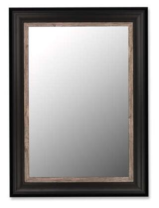 Hitchcock Butterfield 259504 Cameo Series Rectangular Both Wall Mirror
