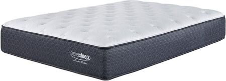 "Sierra Sleep Limited Edition Plush M798XX 13"" Thick Mattress with Super Soft Quilt Foam, 680 Wrapped Coil System and High Density Foam Encasement in White"