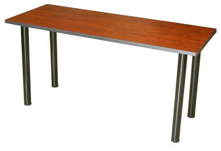 "Boss NTT2460  60"" x 24"" Training Table with 3mm PVC Edge Banding"