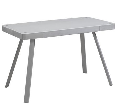Bello OD10205-48-WHT Tech Series Computer  Wood Desk