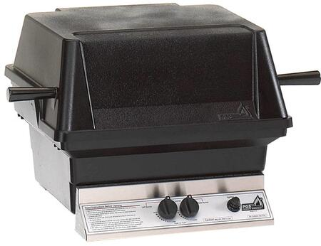 "PGS A30 PGS ""A"" Series Grill with 30,000 BTU, Self Contained Continuous Spark Electronic Ignition, Heavy Duty Stainless Steel Cooking Grids and Warming Rack"