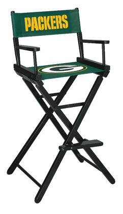 Imperial International 100-10 NFL Themed Bar Height Director's Chair