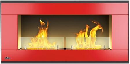 Napoleon WMFE3R Wall Mountable Vent Free Bioethanol Fireplace