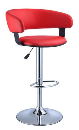 Powell 208915 Miscellaneous Bars & Game Room Series Residential Fabric Upholstered Bar Stool