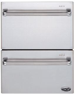 DCS DD24DPT  Drawers Fully Integrated Dishwasher