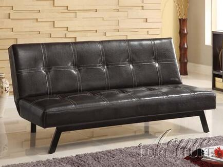 Acme Furniture 15298 Kenzi Series  Faux Leather Sofa