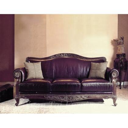 Yuan Tai NA1096S Naomi Series Sofa Leather Sofa