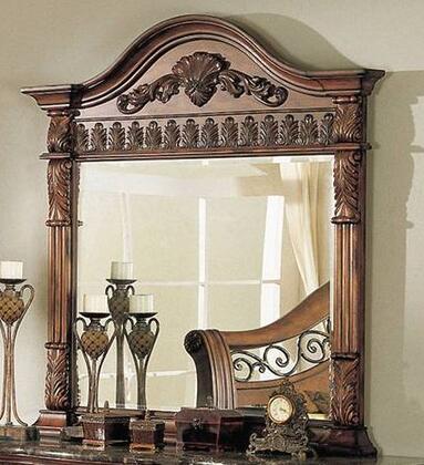 Yuan Tai NC6006M Nicholas Series Arched Portrait Dresser Mirror