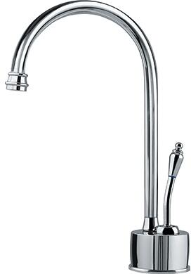 Franke DW61100 Farm House Cold Water Only Point of Use and Filtration Faucet with FRCNSTR100 Filtration System in
