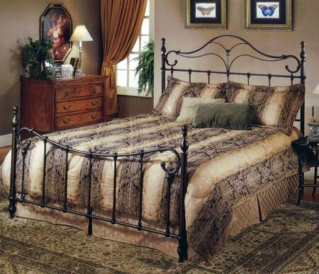 Hillsdale Furniture 1249BKR Bennett Series  King Size Poster Bed