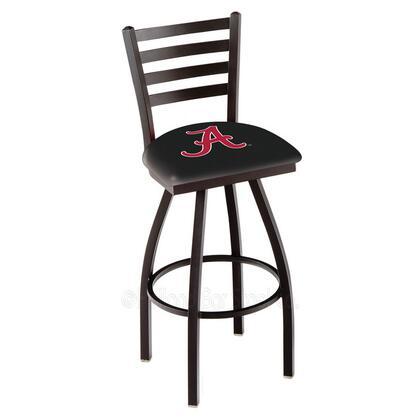 Holland Bar Stool L01425ALA Residential Vinyl Upholstered Bar Stool