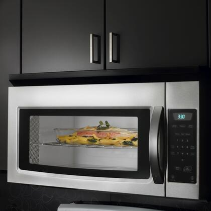 Amana Amv1150vab 1 5 Cu Ft Over The Range Microwave Oven