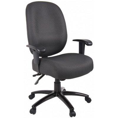"""Boss ADID34GY 26"""" Contemporary Office Chair"""
