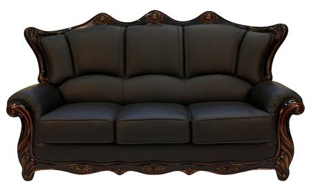 J. Horn 2209BLACKS3SET Living Room Sets