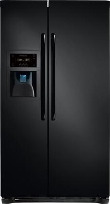 Frigidaire FGHC2335LE Freestanding Side by Side Refrigerator