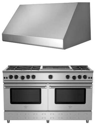 BlueStar 749899 RNB Kitchen Appliance Packages