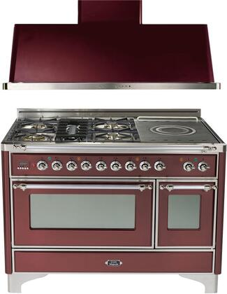 Ilve 720953 Majestic Kitchen Appliance Packages