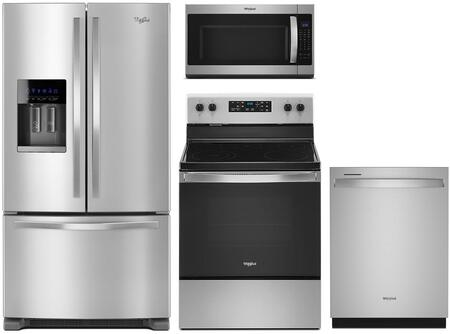 Whirlpool 861623 Kitchen Appliance Packages | Appliances Connection
